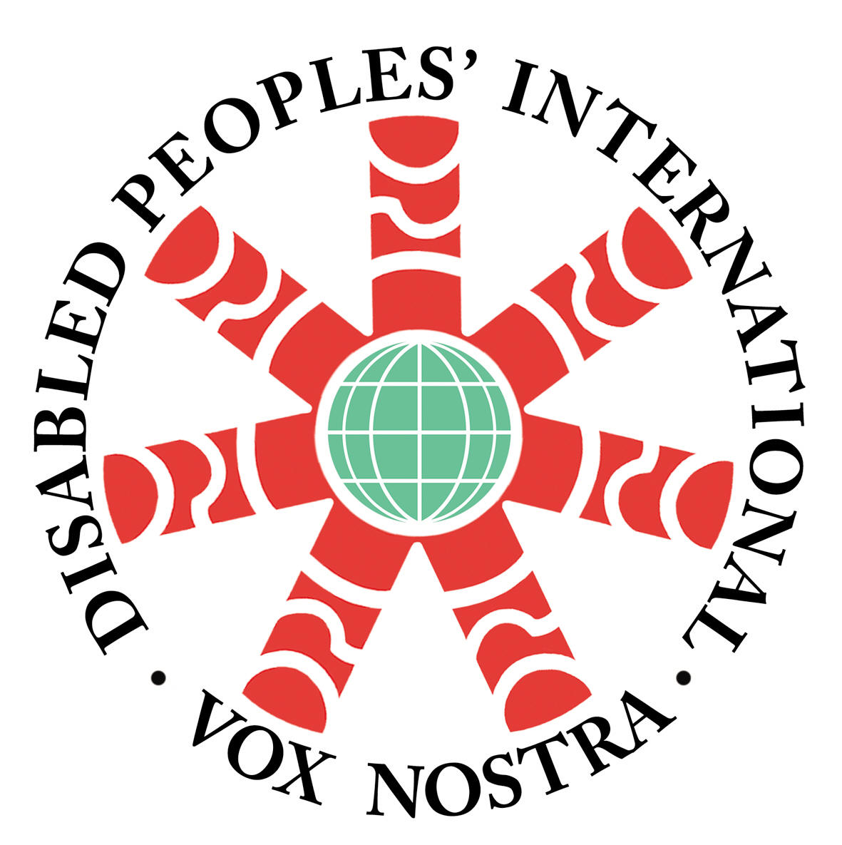 Disabled Peoples International Logo