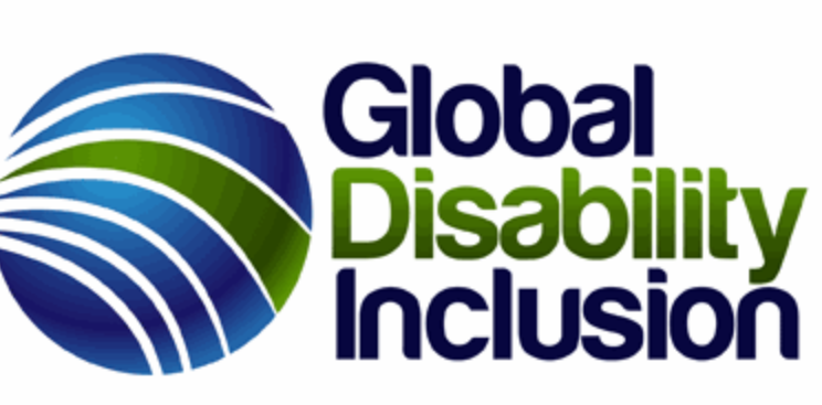 Global Disability Inclusion logo