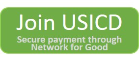 Join USICD button with link to Network For Good secure payment